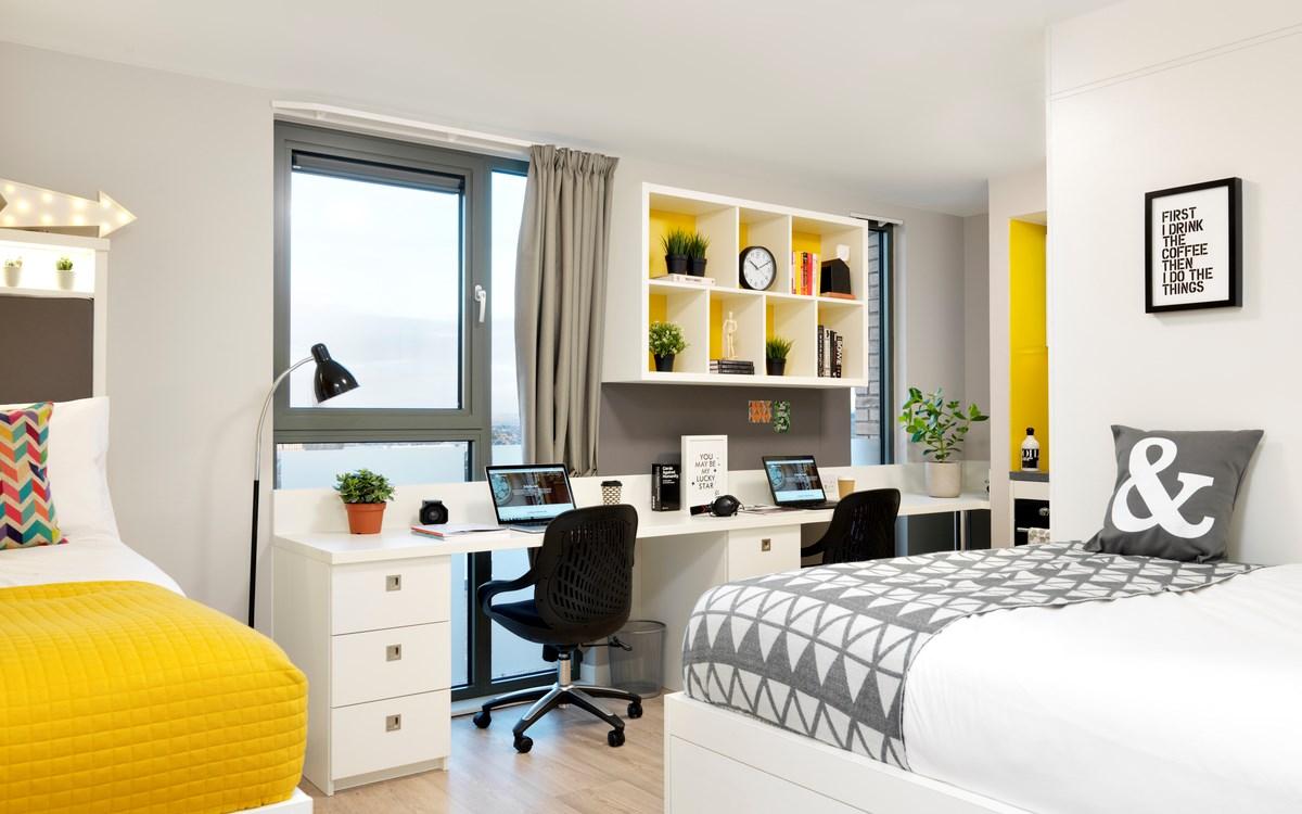 Edinburgh Student Accommodation Student Castle